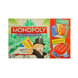 Hasbro Monopoly Elektronikus Bankkal társasjáték