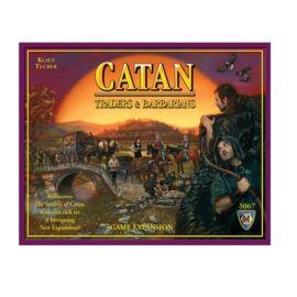 Catan: Traders & Barbarians Expansion angol nyelvű