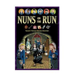 Nuns on the Run társasjáték angol nyelvű