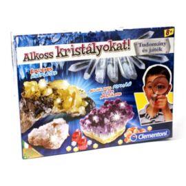 Clementoni Alkoss kristályokat