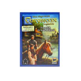 Piatnik Carcassonne 1. kiegészítő - Fogadók és Katedrálisok I.