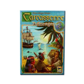Piatnik Carcassonne Déltenger társasjáték