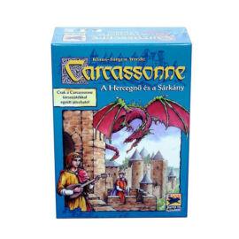 Piatnik Carcassonne A Hercegnő és a sárkány kiegészítő