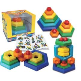 Hexacus építő játék