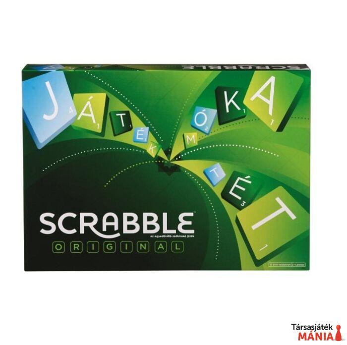 Mattel Scrabble Original társasjáték Y9619