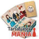 Fournier Yo-Si-No - Stratégiai kártyajáték