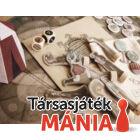 Marbushka Telihold cirkusz társasjáték