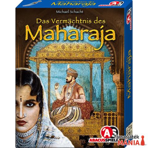 Abacus Maharaja társasjáték