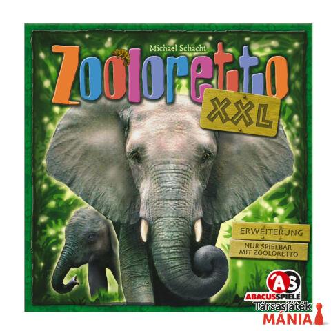 Abacus Zooloretto XXL társasjáték kiegészít?