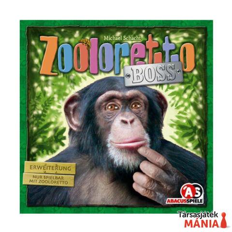 Abacus Zooloretto Boss társasjáték kiegészít?