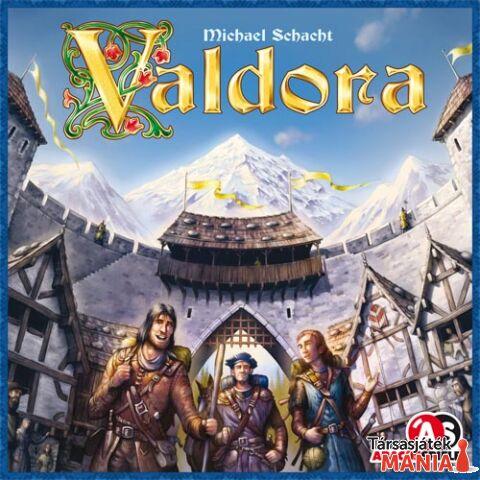 Abacus Valdora társasjáték