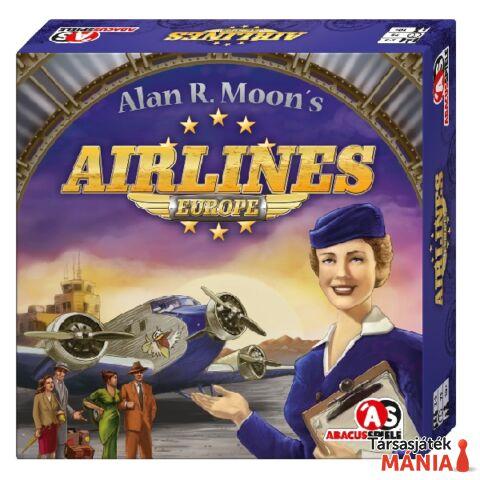 Abacus Airlines Europe társasjáték