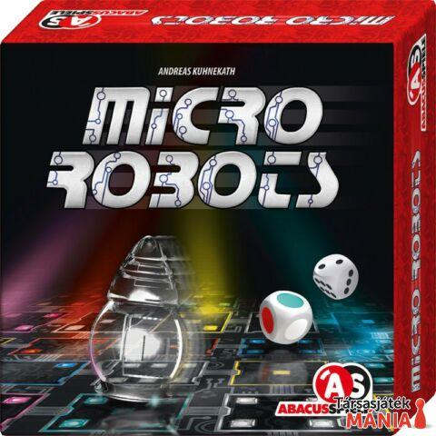 Abacus Micro Robots társasjáték