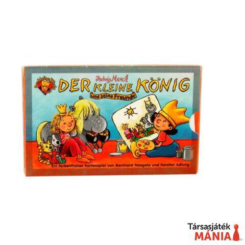Adlung Kis királyfi és barátai társasjáték