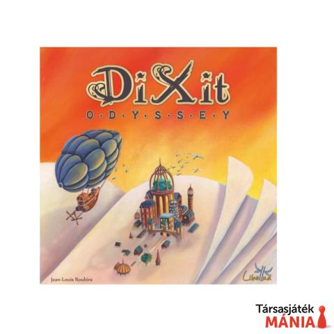 Asmodee Dixit Odyssey  társasjáték - magyar kiadás