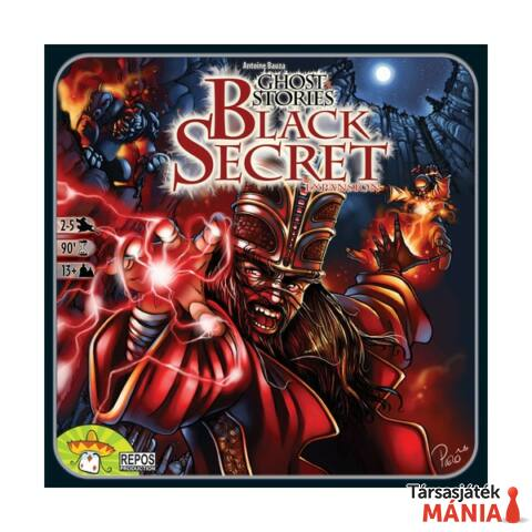Asmodee Ghost Stories: Black Secret társasjáték kiegészít?