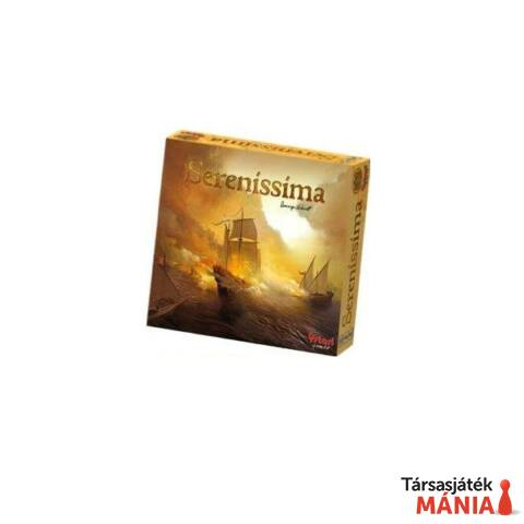 Asmodee Serenissima társasjáték