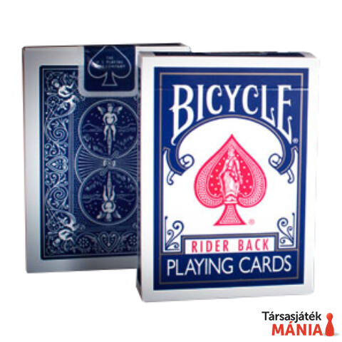 Bicycle 807 Classic Tuck Rider Back Standard Index kártyapakli