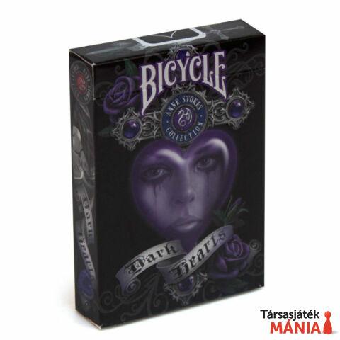 Bicycle Anne Stokes Dark Hearts kártyapakli