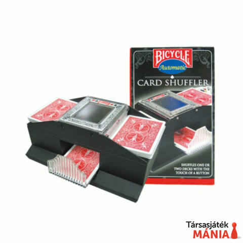 Bicycle Card Shuffler pakli keverő