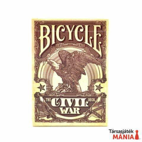 Bicycle Civil War kártyapakli