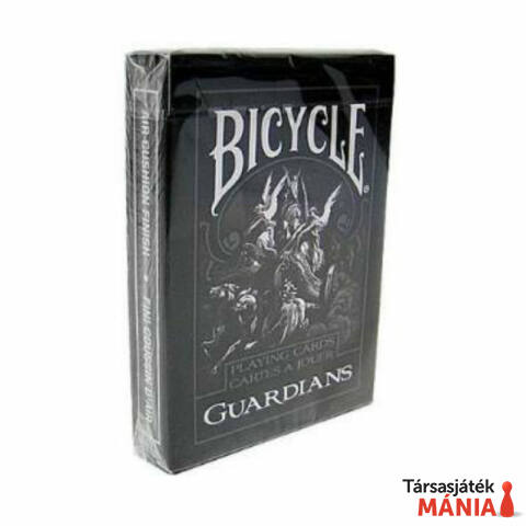 Bicycle Guardians kártyapakli