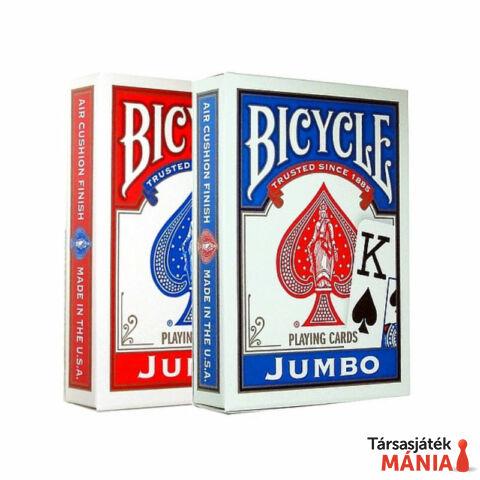 Bicycle Jumbo Index Dupla kártyapakli csomag