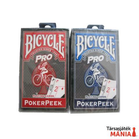 Bicycle Pro Red & Blue Mix kártyapakli