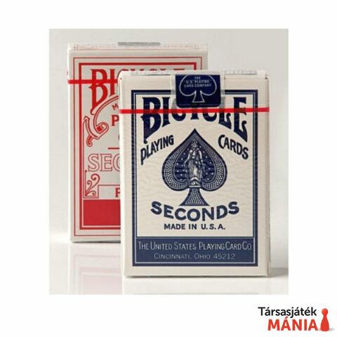 Bicycle Seconds kártyapakli