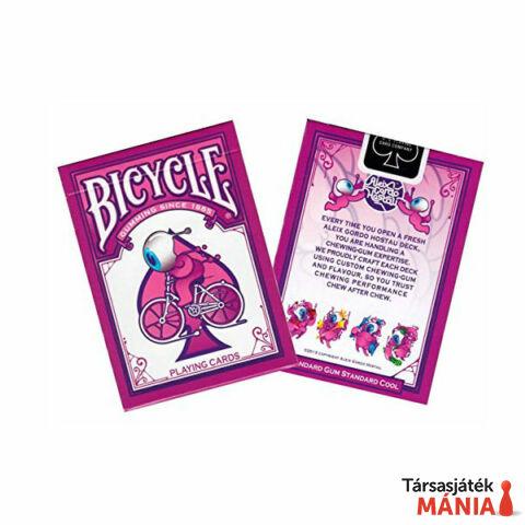 Bicycle Street Art kártyapakli