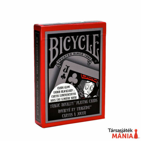 Bicycle  Tragic Royalty kártyapakli