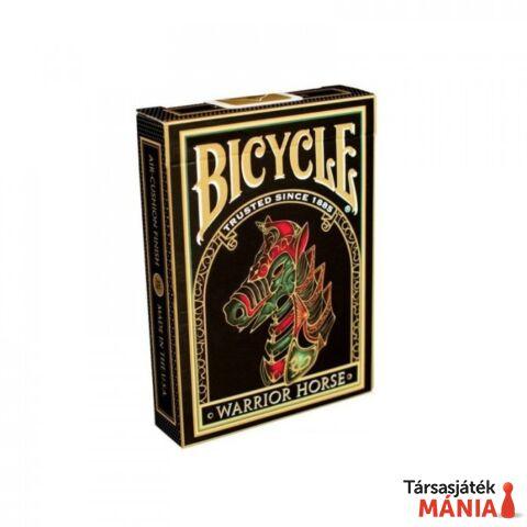 Bicycle Warrior Horse kártyapakli