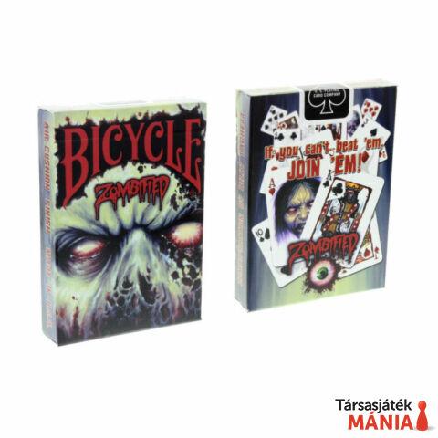 Bicycle Zombified kártyapakli