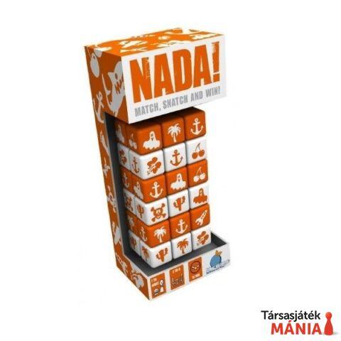 Blue Orange Nada kockajáték