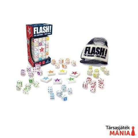Blue Orange Flash kockajáték