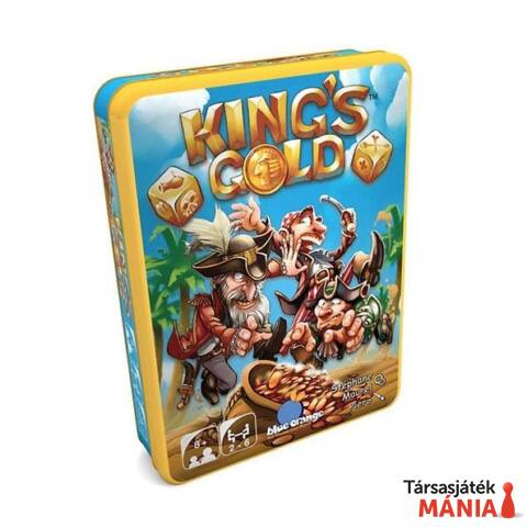 Blue Orange Kings Gold társasjáték