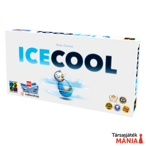 Brain Games Ice Cool társasjáték