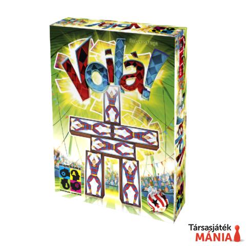 Brain Games Voila! társasjáték