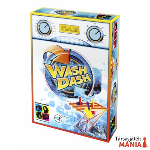 Brain Games Wash Dash társasjáték