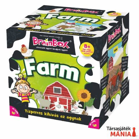 Brainbox Farm logikai játék