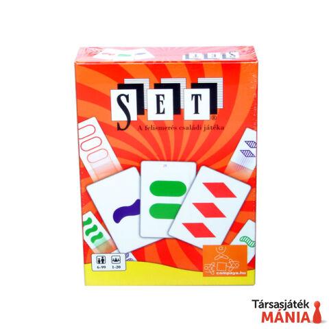 ComPaYa Set, felismerés kártyajáték