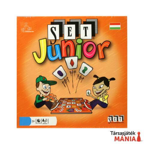 ComPaYa Set Junior, felismerés kártyajáték
