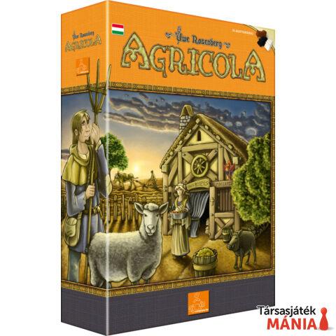 ComPaYa Agricola társasjáték új kiadás