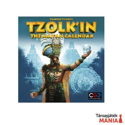 Czech Games Tzolk'in  társasjáték, angol nyelv?