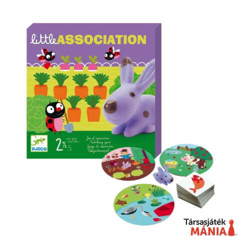 Djeco Little association társasjáték