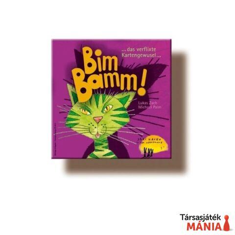 Drei Hasen Bim Bamm! társasjáték