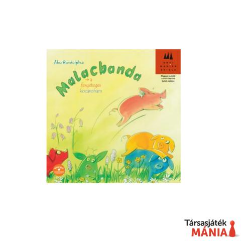Drei Magier Spiele   Malacbanda  társasjáték