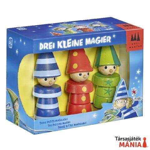 Drei Magier Spiele Három kis varázsló