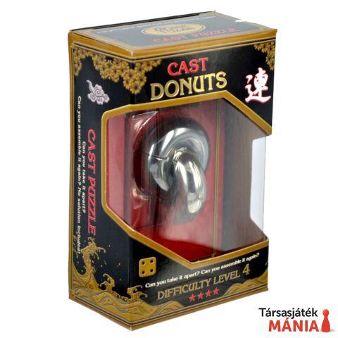 Eureka Cast Gold ördöglakat - Donuts ****