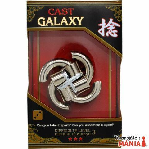 Eureka Cast Gold ördöglakat - Galaxy ***